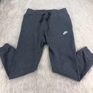 Nike Sportswear Men's Gray Jogger Pants